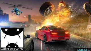 Getaway Driver Android GamePlay Trailer (By Smartillery)