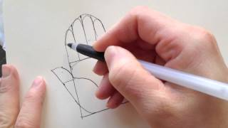How to draw a foot and hand for beginners - DRAWING ESSENTIALS