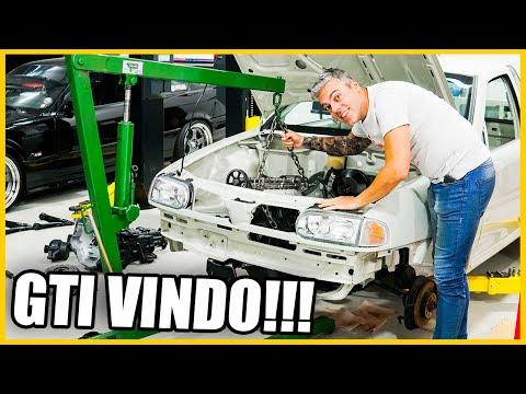 Volkswagen Saveiro TSI (Pão De Queijo) - AGORA VAI... Motor No Lugar!