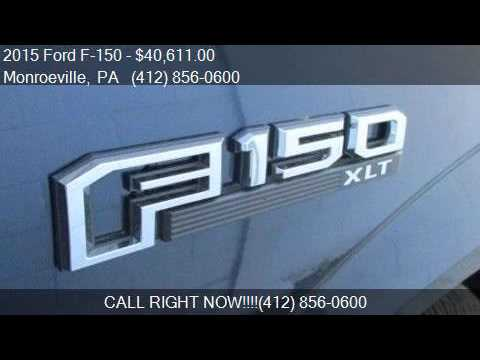 2015 Ford F 150 Xlt 4x4 4dr Supercab 8 Ft Lb For Sale In