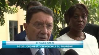 LE CONGO VEUT PROMOUVOIR LE TOURISME JEAN PIERRE NOAH