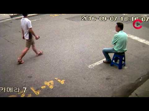 [Video C] 하일성 사망전 마지막 모습