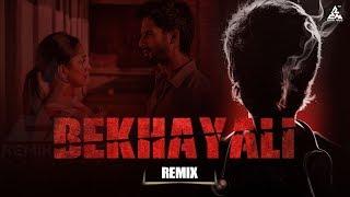 Kabir Singh Bekhayali Song Remix DJ Rick