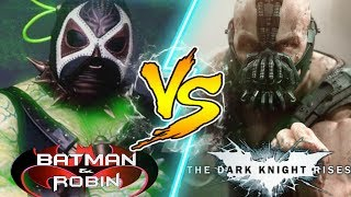 Bane vs Bane! WHO WOULD WIN IN A FIGHT?