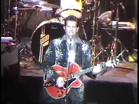 Chris Isaak - (Mahaffey Theatre) St. Petersburg,Fl 11.15.95 (Complete Show)