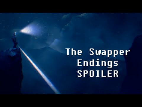 The Swapper Ending -- No Commentary -- SPOILERS