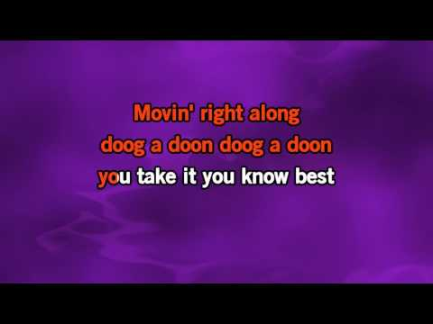 The Muppets - Movin Right Along Karaoke