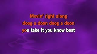 Video The Muppets - Movin Right Along Karaoke download MP3, 3GP, MP4, WEBM, AVI, FLV November 2018