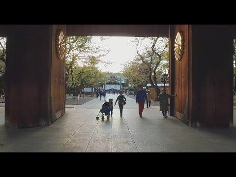 Yasukuni Shrine 東京・靖国神社 4K
