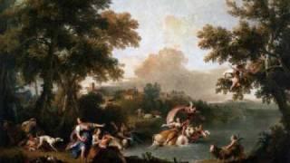 C.P.E. Bach - Cello Concerto in A Major Wq172 - Mov. 3/3