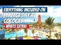 What's Included (And Extra) on Perfect Day at ... - YouTube