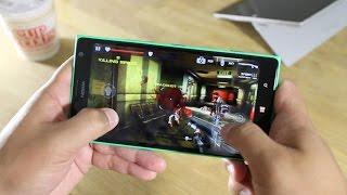 Dead Target: Zombie gameplay for Windows Phone