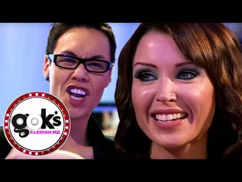 Dannii Minogue & Gok Wan Go On A Shopping Spree! | Gok's Fashion Fix S01 E05