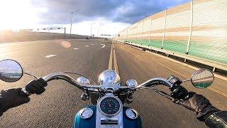 Купил FatBoy - жена не пустила домой. Harley-Davidson FatBoy 1995.