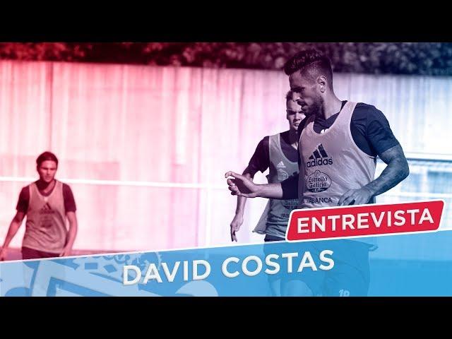 David Costas: «Vamos a luchar por lo máximo»