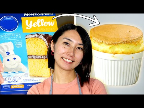 Can This Chef Make Cake Mix Fancy?  Tasty