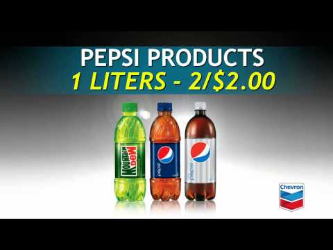 September 2014 - Pepsi Products