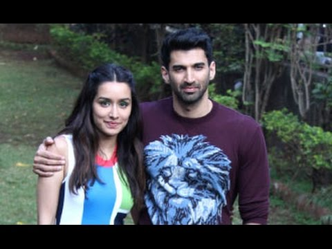 Aditya Roy Kapur, Shraddha Kapoor Talk About ''Ok Jaanu''  | Interview | Full Video HD