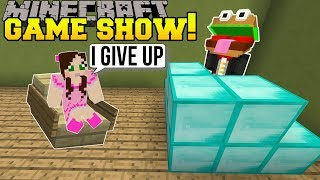 Minecraft: GOING ON A GAME SHOW!! (TRAVEL INTO OUR DREAMS!) - Custom Map