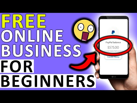The Best FREE ONLINE BUSINESS For Beginners To Start TODAY! (Make Money Online)