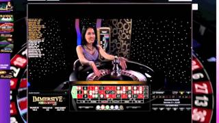 £500 vs Live Roulette HUGE WIN!!!