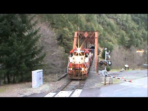 Central Oregon Pacific #506 at West Fork (Tunnel 2)