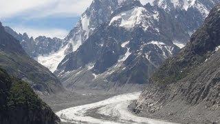 La mer de glace - Chamonix-2  (Hte savoie)