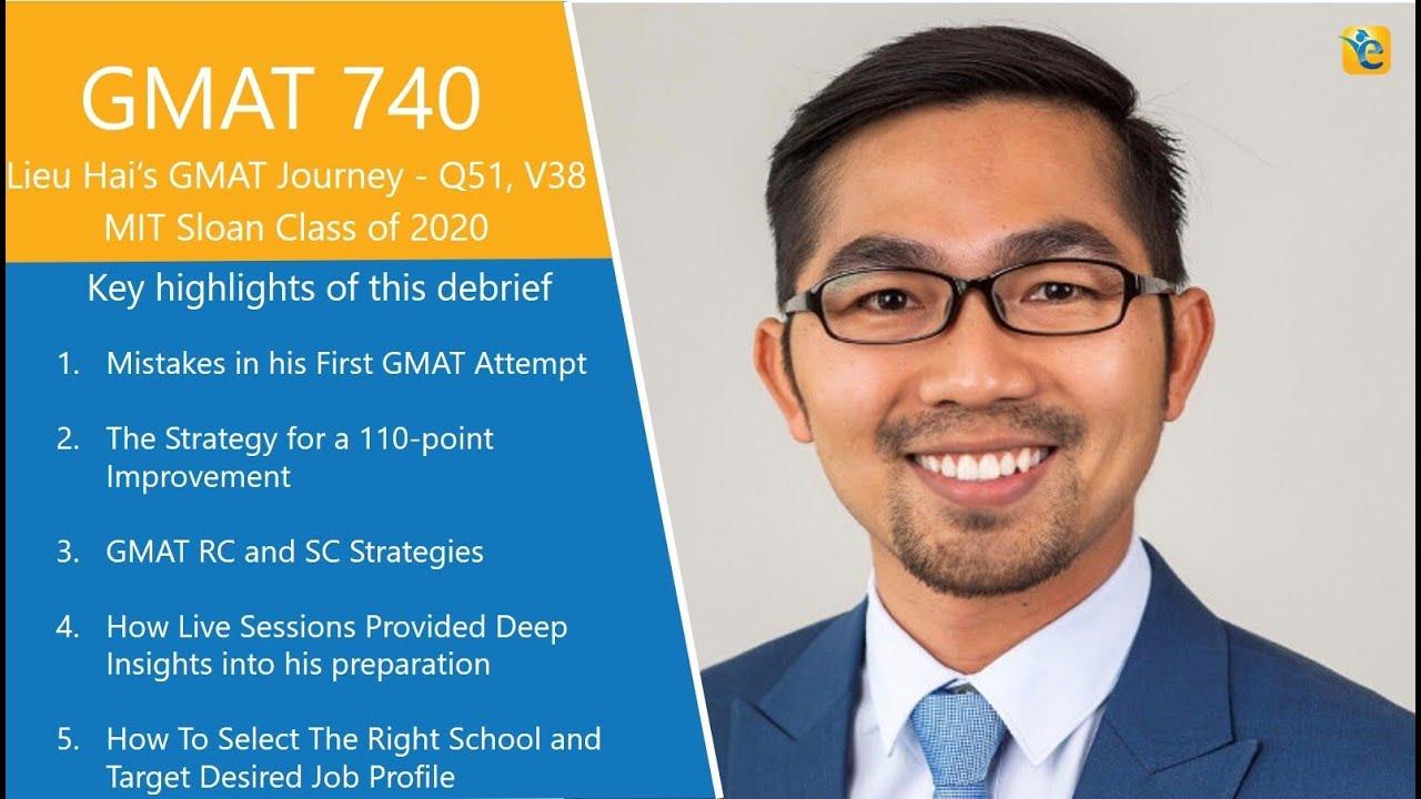 Gmat Recruitment Ideas 2020 V25 to V38 Improvement in GMAT Verbal with a GMAT 740   Lieu Hai's