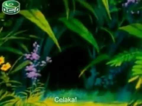Cerita Arab Kanak2-Kucing Yang Sesat -Malay Subtitle.