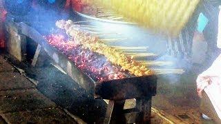 Kuliner Bali Sate Utara Lapangan Batubulan Yang Maknyoss