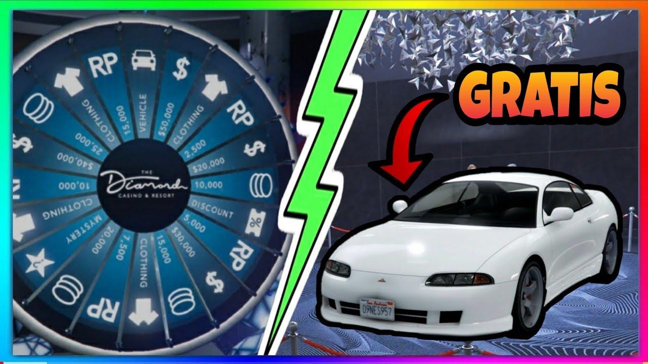 Neues CASINO AUTO in GTA 5 ONLINE❗- Alles zur neuen Eventwoche vom 03.09