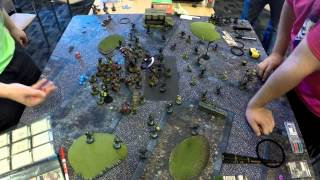 Attack-X 2014 - Round 6 - Cryx vs Trollbloods