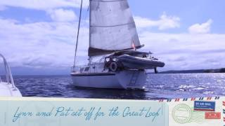 Canadian Yachting Sends Off Adamant 1 Headed for the Great Loop