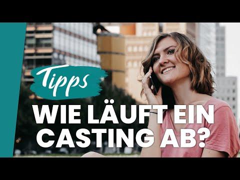 SCHAUSPIELER WERDEN: CASTING-Vorbereitung!