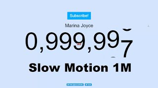 *MUST WATCH* MARINA JOYCE SUB COUNT TO 1M!!!!!