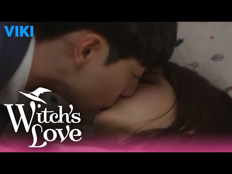 Witch's Love - EP11 | Kiss With Hyunwoo On Bed [Eng Sub]