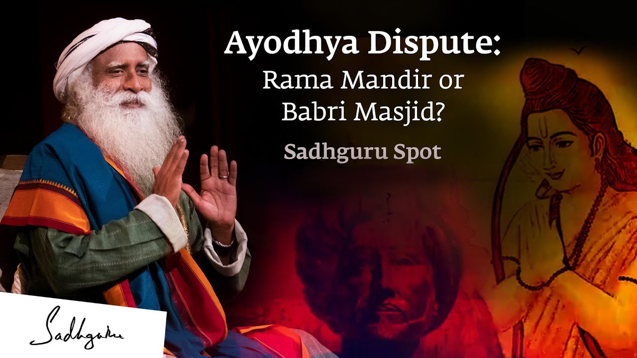 Ayodhya Dispute Comparing The Legacy Of Ram Babur