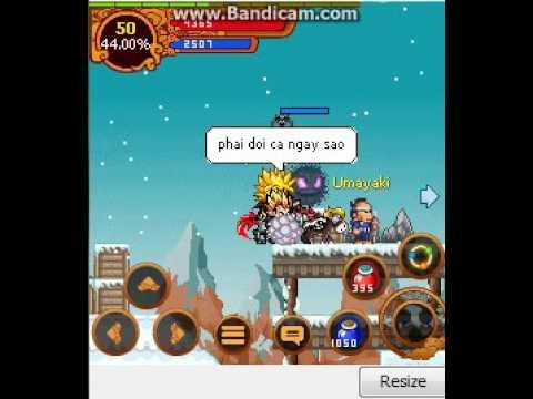 Vấn đề bức xúc về con ma sv5 - Ninja School Online(Nuker)
