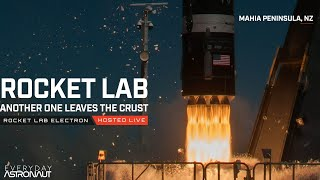 Watch Rocket Lab Launch their Awesome Electron Rocket!