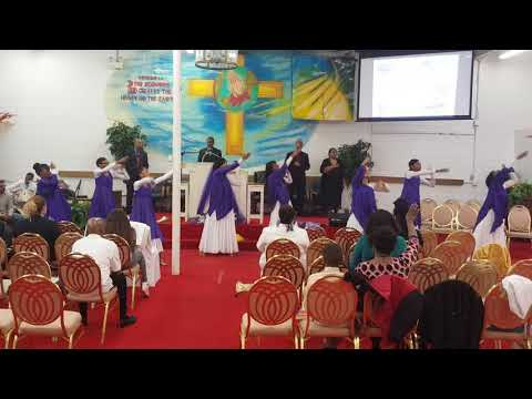 Liturgical Dance to Your Love by William...