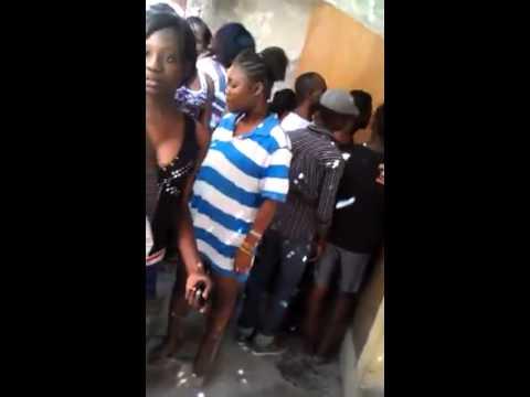 POLICE Haiti arreter 14 eleves (7 FILLES, 7 GASON) nan yon kay Kafou KAP FE SEX