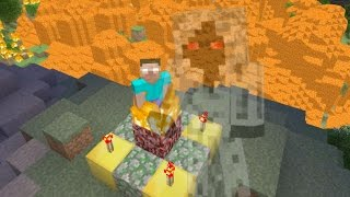 DON'T PLAY MINECRAFT XBOX AT 3AM!!
