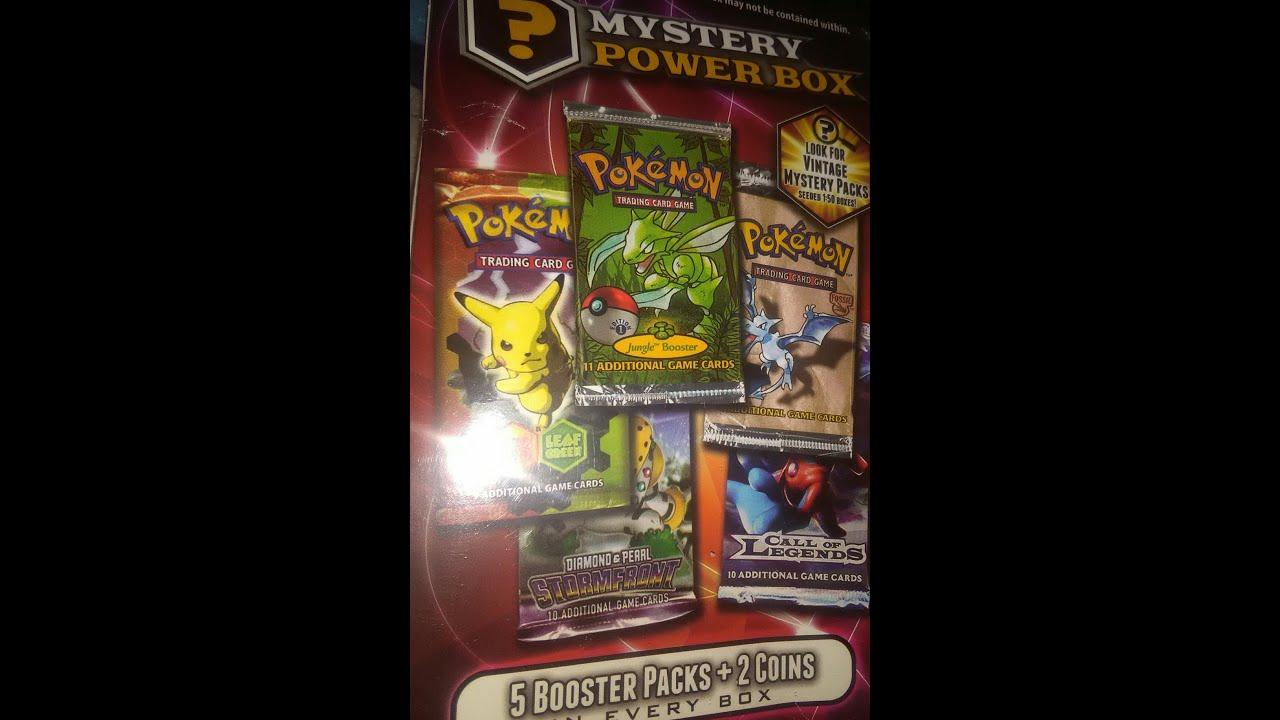 Pokemon Mega Mystery Box - Walmart.com |Pokemon Mystery Box