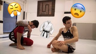 Dillon Danis training at Unity Jiu-Jitsu feat.The Miyao Brothers