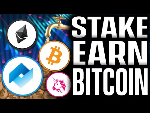 Axion AXN lets you stake tokens and EARN BITCOIN & GET AIRDROPS!