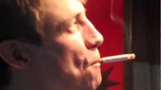 1 Drag 1 Camel wide cigarette cancer death hit