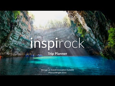 Inspirock Wins Brand USA Travel Innovation Award at PhocusWright 2016