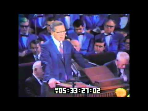 1970 LDS general conference