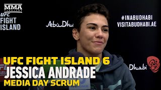 UFC Fight Island 6: Jessica Andrade Says Valentina Shevchenko Is 'Beyond' Any Other Flyweight