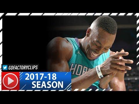 Dwight Howard Full Highlights vs Rockets (2017.10.27) - 19 Pts, 16 Reb